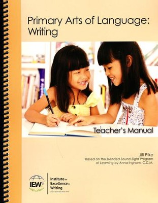 Primary Arts of Language: Writing Teacher's Manual   -     By: Jill Pike