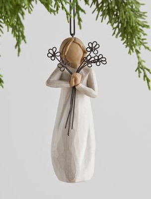 Willow Tree, Friendship Ornament  -     By: Susan Lordi