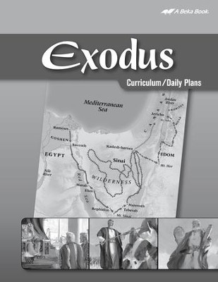 Exodus Bible Curriculum/Daily Plans   -
