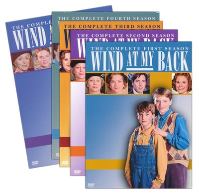 Wind At My Back Seasons 1-5 Pack  -