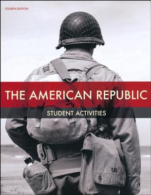 BJU Heritage Studies: The American Republic Student Activity  Manual (Fourth Edition)  -
