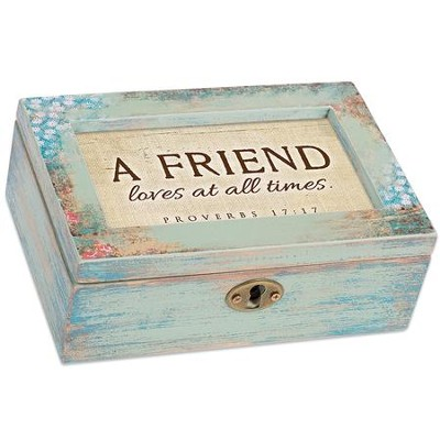 A Friend Loves At All Times, Music Box  -