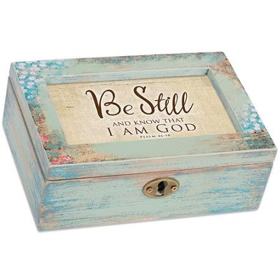 Be Still and Know That I Am God, Music Box  -
