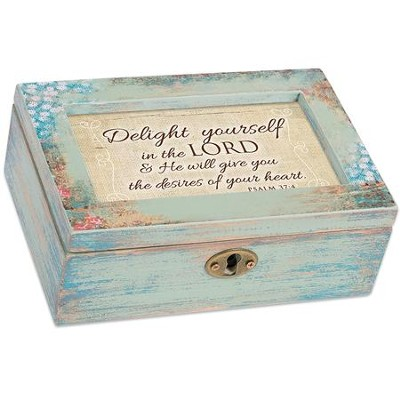 Delight Yourself in the Lord, Music Box  -