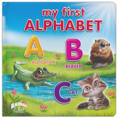 My First Alphabet  -     By: Peter LoCoco     Illustrated By: PD Moreno