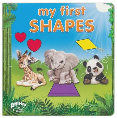 My First Shapes  -     By: Peter LoCoco     Illustrated By: PD Moreno
