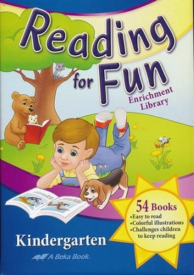 Reading for Fun Enrichment Library   -