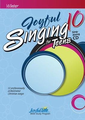 Joyful Singing for Teens #10 Audio CD   -