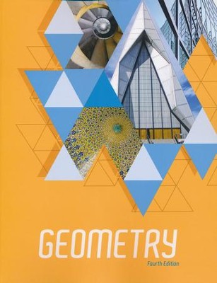 BJU Geometry Student Text, Grade 10 (Fourth Edition)  -