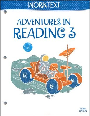 BJU Reading Grade 3, Student Worktext (Third Edition)  -