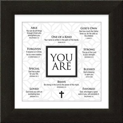 You Are Framed Art  -