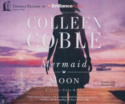Mermaid Moon - unabridged audio book on CD  -     Narrated By: Devon O'Day     By: Colleen Coble