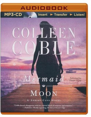 Mermaid Moon - unabridged audio book on MP3-CD  -     By: Colleen Coble