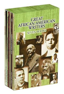 Great African-American Writers Boxed Set, 7 Volume  -