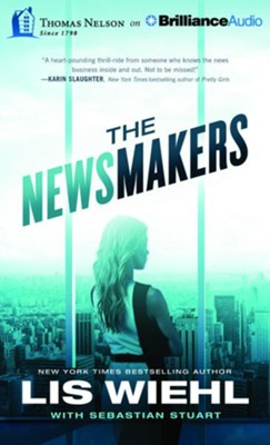 The Newsmakers - unabridged audio book on CD  -     By: Lis Wiehl