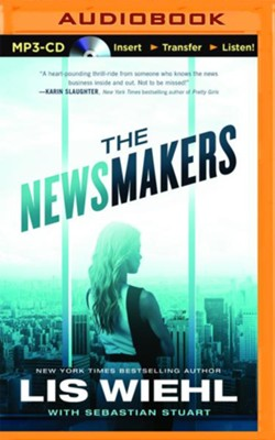 The Newsmakers - unabridged audio book on MP3-CD  -     By: Lis Wiehl