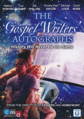 The Gospel Writers' Autographs, DVD   -