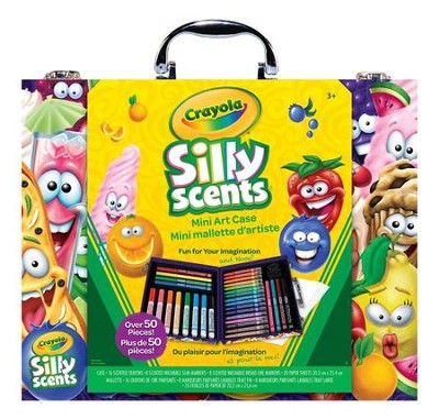 Silly Scents, Mini Art Case  -