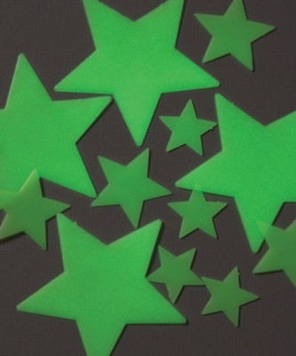 Maker Fun Factory VBS: Glow in the Dark Stars, 12 pk   -