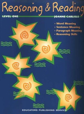 Reasoning & Reading Student Book Level 1, Grades 5-6   -     By: Joanne Carlisle