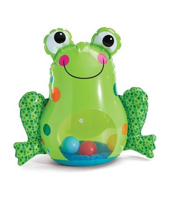 Earl years Inflatable Froggy Roly Poly  -