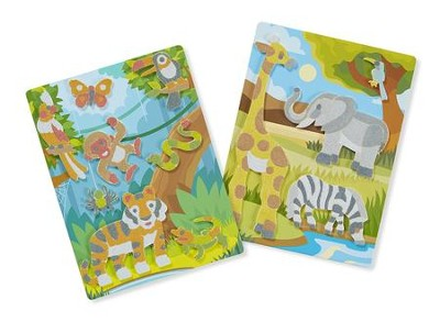 Animal Themed Crafts  -