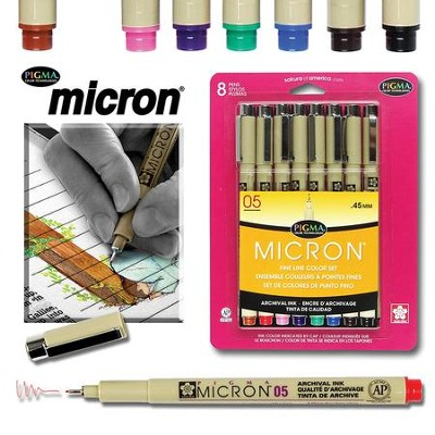Micron Bible Journaling Pen Set, Pack of 8  -