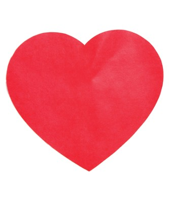 Paper Hearts (pkg. of 10)  -