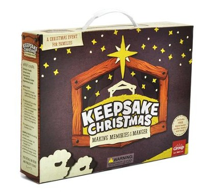 Keepsake Christmas Event Kit  -