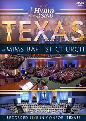 Gospel Music Hymn Sing: Live In Texas DVD