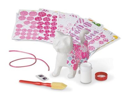 Kitten, Decoupage Made Easy Set  -