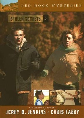 Red Rock Mysteries #2: Stolen Secrets   -     By: Jerry B. Jenkins, Chris Fabry