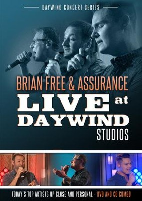 Brian Free & Assurance Live at Daywind CD/DVD   -     By: Brian Free & Assurance