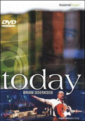 Today, DVD   -     By: Brian Doerksen