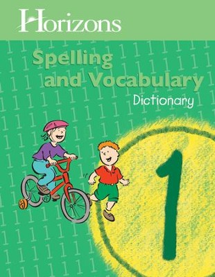 Horizons Spelling & Vocabulary 1, Complete Set   -