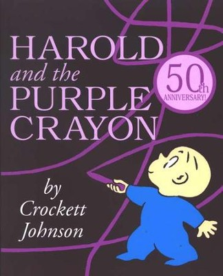 Harold and the Purple Crayon  -     By: Crockett Johnson