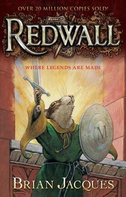 #1: Redwall: Where Legends Are Made--A Tale of Redwood  -     By: Brian Jacques     Illustrated By: Gary Chalk