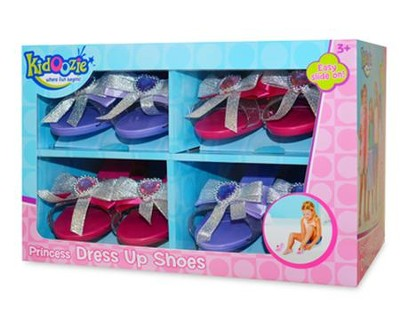 Princess Dress Up Shoes  -