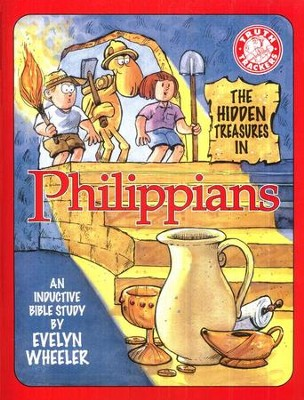 The Hidden Treasures in Philippians: An Inductive Bible Study for Children  -     By: Evelyn Wheeler