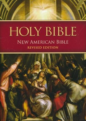 New American Bible, Revised Edition, Quality Paperback - Slightly Imperfect  -     By: Confraternity of Christian Doctrine