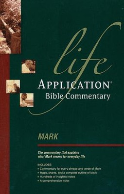 Mark: Life Application Bible Commentary   -     By: Bruce Barton