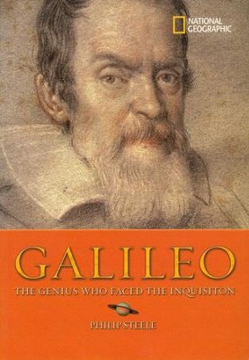 World History Biographies: Galileo, The Genius Who Faced the Inquisition  -     By: Philip Steele