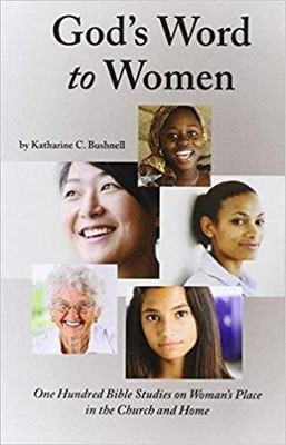 God's Word to Women   -     By: Katharine Bushnell
