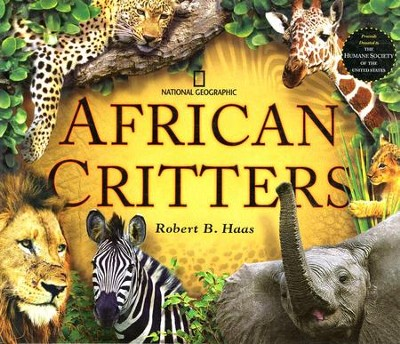 African Critters  -     By: Robert Haas