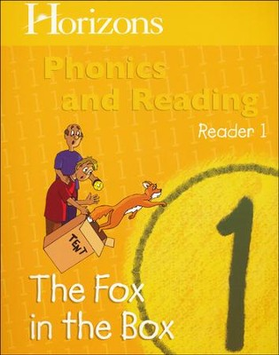 Horizons Phonics & Reading, Grade 1, Reader 1   -