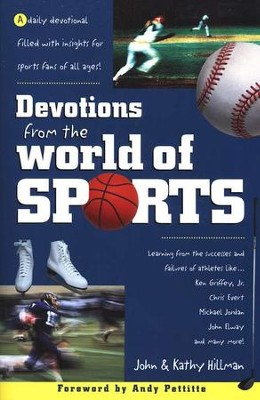 Devotions From The World Of Sports   -     By: John Hillman, Kathy Hillman