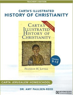 Teachers Edition Cartas Illustrated History Of Christianity For