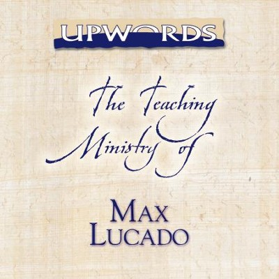 In The Eye Of The Storm, Sermon Series  -     By: Max Lucado
