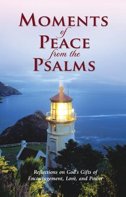 Moments of Peace from the Psalms - eBook  -