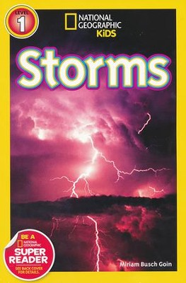 National Geographic Storms   -     By: Miriam Busch Goin